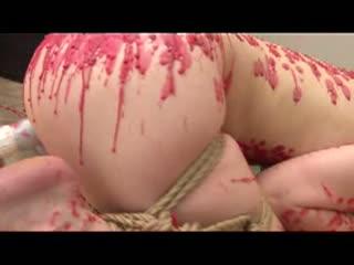 【小野麻里亜主演作品:SM調教恥辱調教される美女のマニア向け卑猥映像】